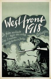 Poster Westfront 1918