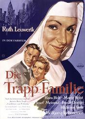 Poster Die Trapp-Familie