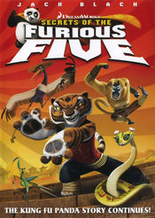 Poster Kung Fu Panda: Secrets of the Furious Five
