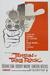 Poster Tension at Table Rock