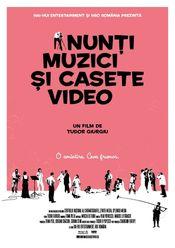 Poster Nunți, muzici și casete video