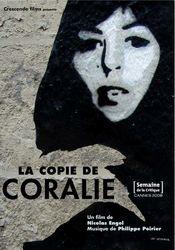 Poster La copie de Coralie