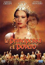 Poster La Principessa e il povero