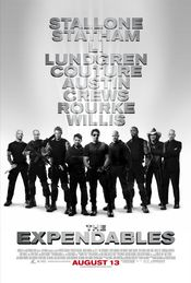 Poster The Expendables
