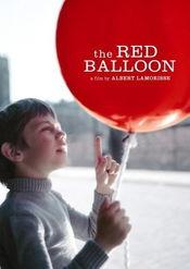 Poster Le ballon rouge
