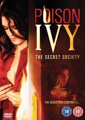 Poster Poison Ivy: The Secret Society