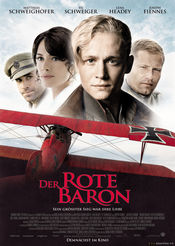 Poster Der Rote Baron