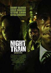 Poster Night Train