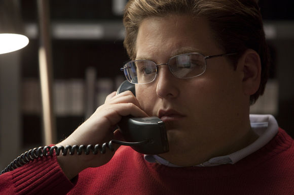 Jonah Hill în Moneyball