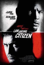 Poster Law Abiding Citizen