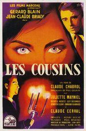Poster Les Cousins