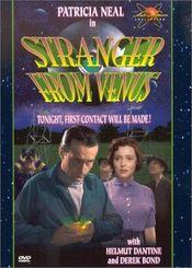 Poster Stranger from Venus