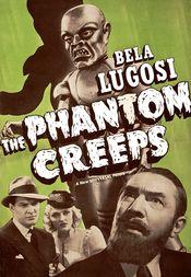 Poster The Phantom Creeps