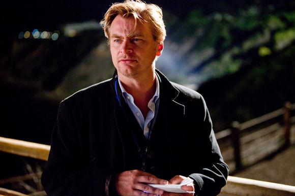 Christopher Nolan în Inception