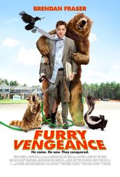 Poster Furry Vengeance