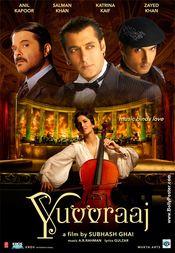 Poster Yuvvraaj