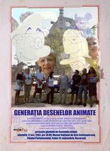 Generatia desenelor animate