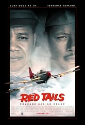Poster Red Tails