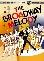 Poster The Broadway Melody