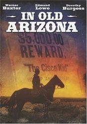 Poster In Old Arizona