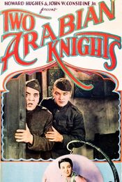 Poster Two Arabian Knights