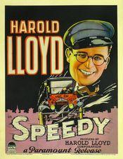 Poster Speedy