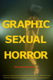 Poster Graphic Sexual Horror