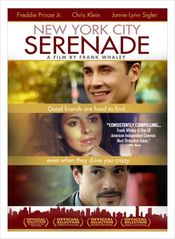 Poster New York City Serenade