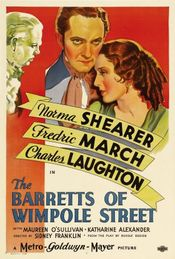 Poster The Barretts of Wimpole Street