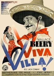 Poster Viva Villa!