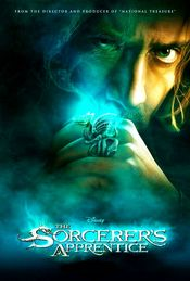 Poster The Sorcerer's Apprentice