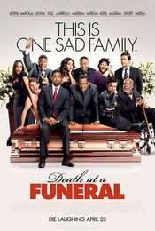 Poster Death at a Funeral