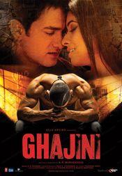 Poster Ghajini