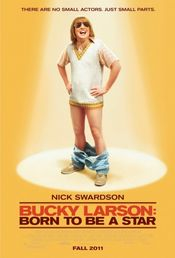 Poster Bucky Larson: Born to Be a Star
