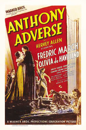 Poster Anthony Adverse