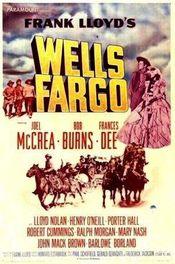 Poster Wells Fargo