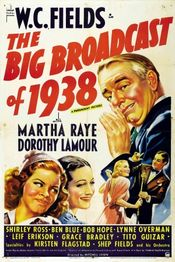 Poster The Big Broadcast of 1938