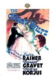 Poster The Great Waltz