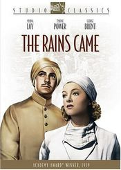 Poster The Rains Came