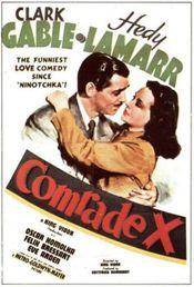 Poster Comrade X