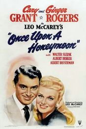 Poster Once Upon a Honeymoon