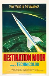 Poster Destination Moon