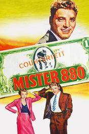 Poster Mister 880
