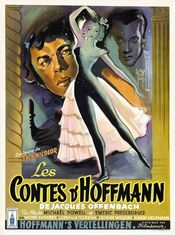 Poster The Tales of Hoffmann