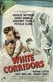 Poster White Corridors