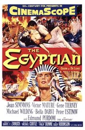 Poster The Egyptian
