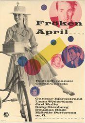 Poster Fröken April