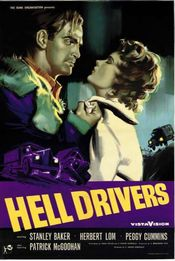 Poster Hell Drivers