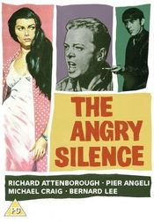 Poster The Angry Silence