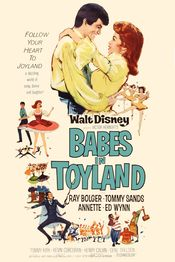 Poster Babes in Toyland